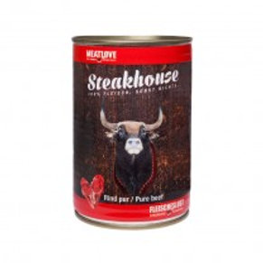 Steakhouse Tinned Pure Beef  410 gr