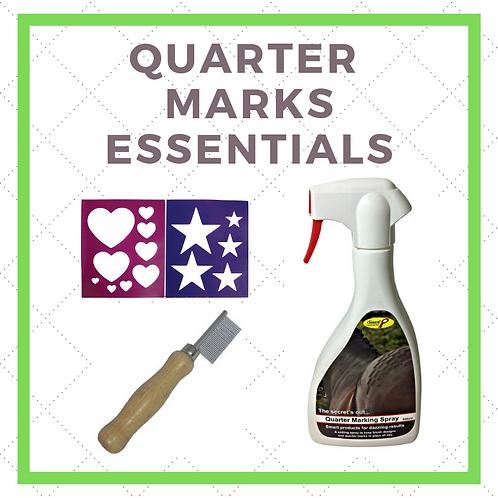 KIT Quarter Marks Essentials