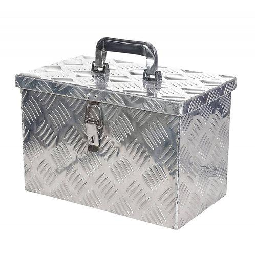 Caja de limpieza aluminio