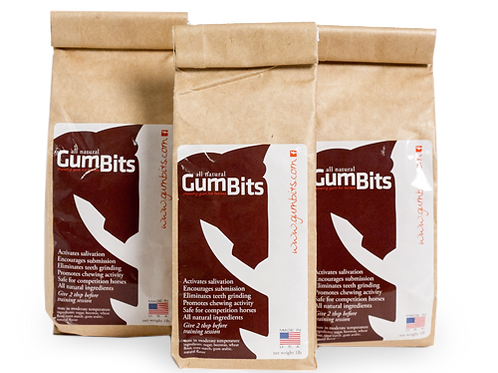 Gumbits - Aumentan la salivación
