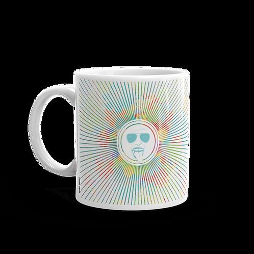 Stoked Sun Coffee Mug