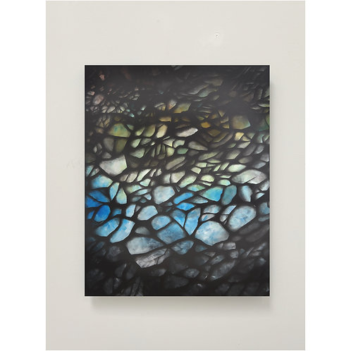 """""""Untitled #2"""" HD Acrylic Glass Reproduction"""