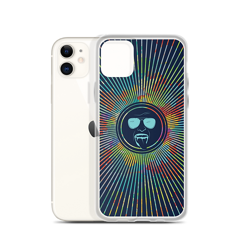 Stoked Sun iPhone Case