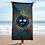 """Thumbnail: """"Stoked Sun"""" Beach Towel"""