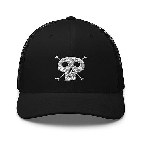 Skull & Bones Trucker Hat