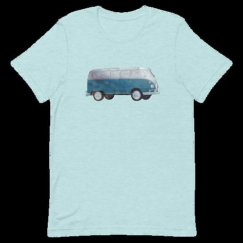 Vintage Microbus Short-Sleeve T-Shirt