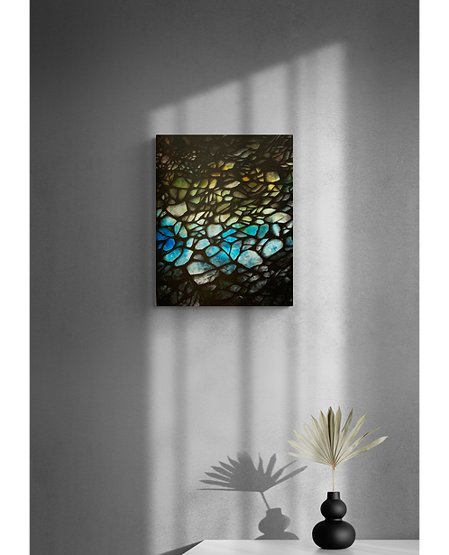 """Untitled #2"" HD Acrylic Glass Reproduction"