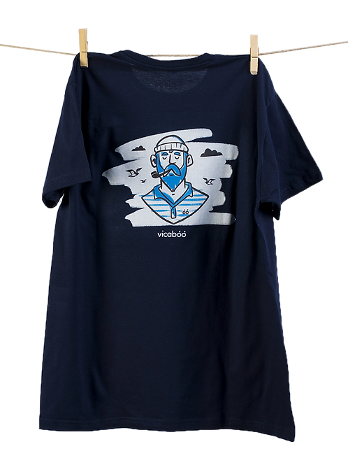Camiseta Lobo de mar