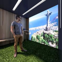 stand Realidade Virtual