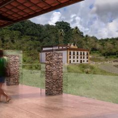 requalificação de Ruínas: Engenho Freguesia-Candeias-Bahia
