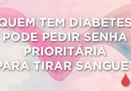 É lei: Pessoas com diabetes têm prioridade em exames de sangue em jejum no Rio de Janeiro!
