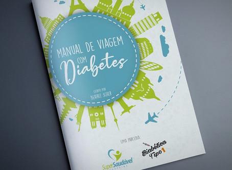 E-book gratuito: Manual da viagem com diabetes