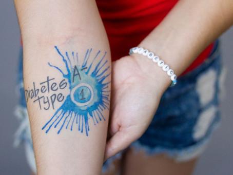 Por que fazer uma tatuagem sobre a Diabetes?