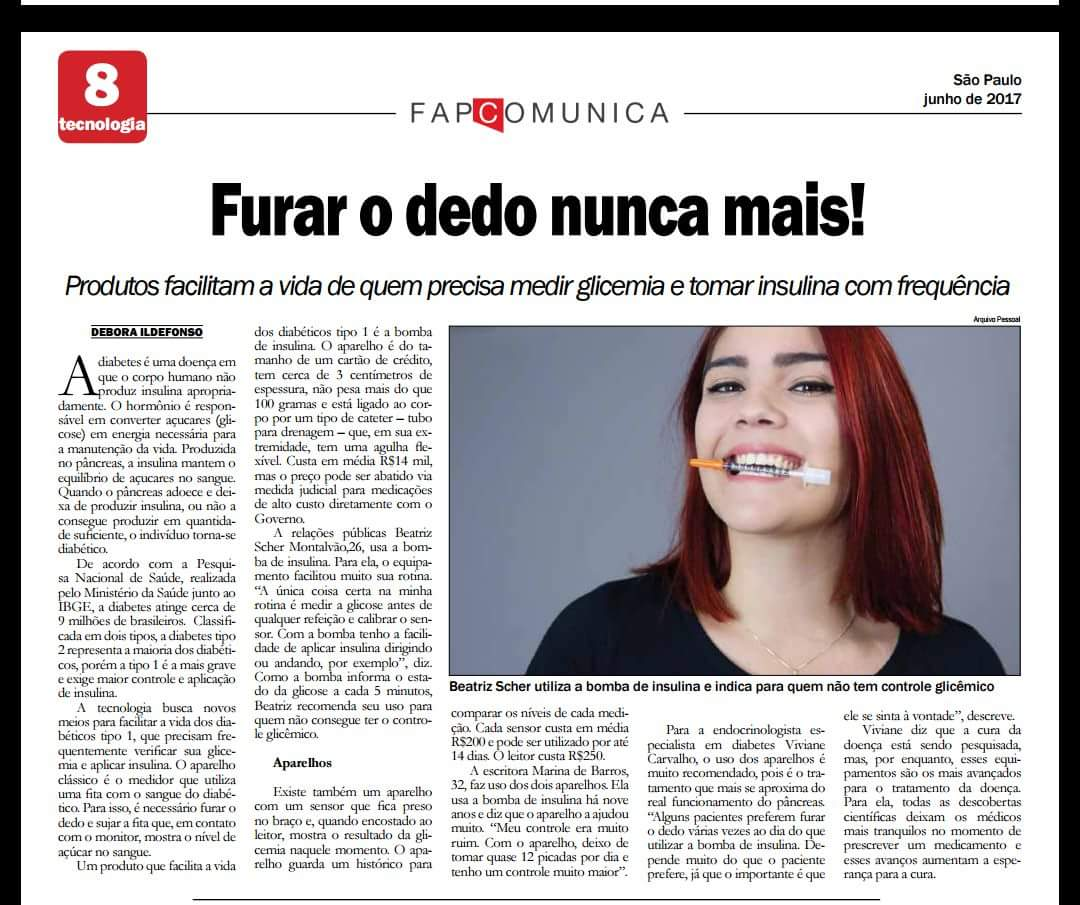 FapComunica - Jornal