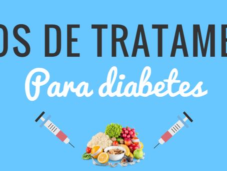 Qual o melhor tratamento para quem tem diabetes?