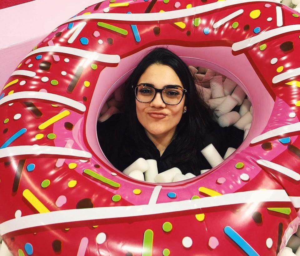 Quem não ama um doce?