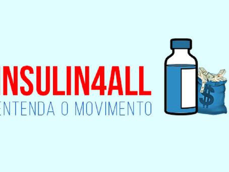 #INSULIN4ALL: Entenda o que é esse movimento!