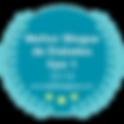 Prêmio Melhor Blogue de Diabetes Tipo 1 2019