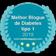 Melhor blogue de diabetes tipo 1 2019