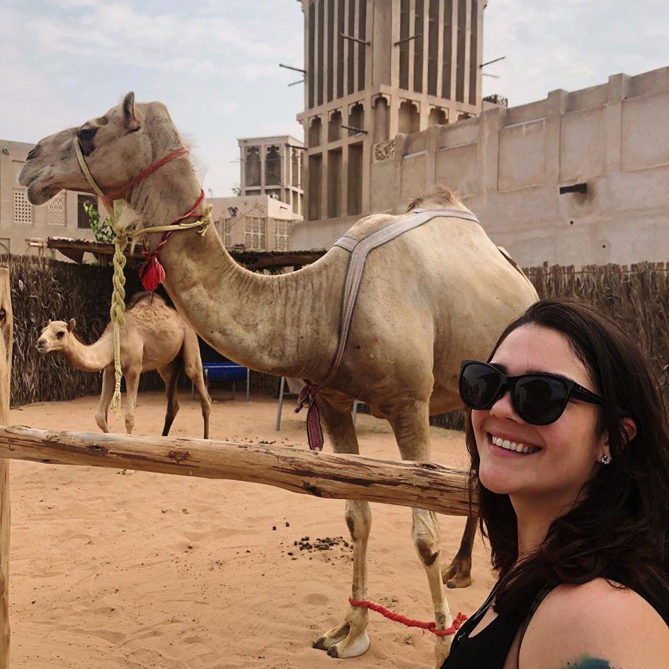 Fiz amigos em Dubai