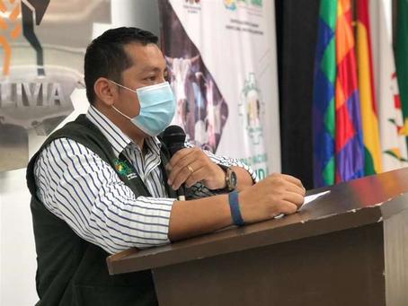 El control de la calidad de los alimentos es responsabilidad de todos, según el Senasag