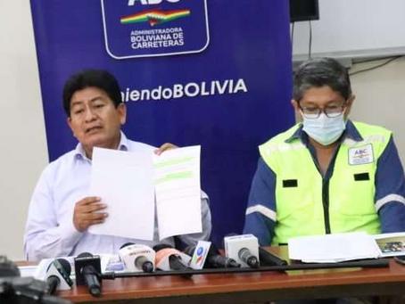 Transportistas chiquitanos suspenden el bloqueo de rutas