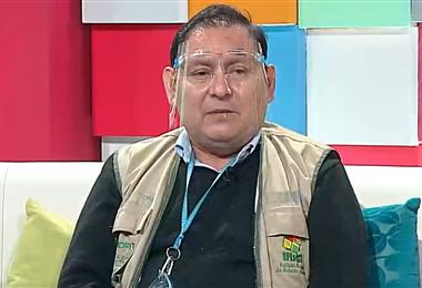 """Director del INRA no irá a la Comisión Agraria de Santa Cruz,  señala de ser """"una entidad política"""""""