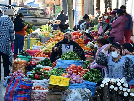 Caída de la demanda y contrabando empujan a un escenario de deflación