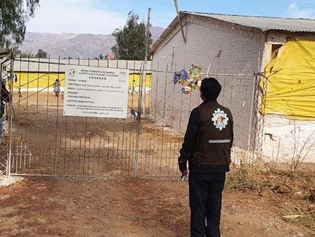 Senasag inspecciona 24 granjas de pollo en Cochabamba