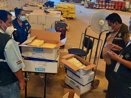 Senasag se querella contra proveedores de insumos agrícolas por atentado contra la salud pública