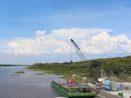 Puerto Jennefer movió en 2020 más de cuarto millón de toneladas de carga pese a la pandemia