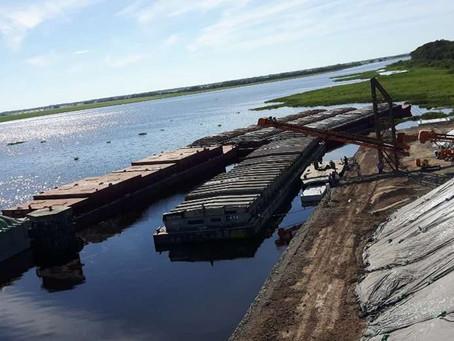 El complejo portuario Jennefer movilizó más de cuarto millón de toneladas de carga