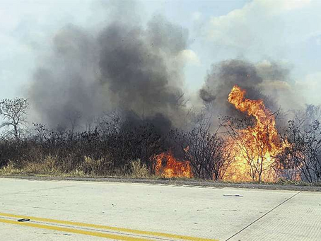 Destinan Bs 3,5 millones para combatir incendios