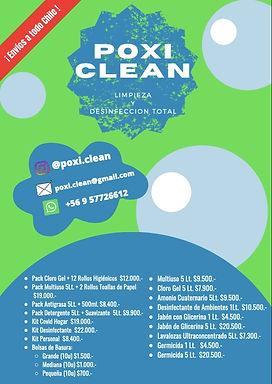 Poxi Clean