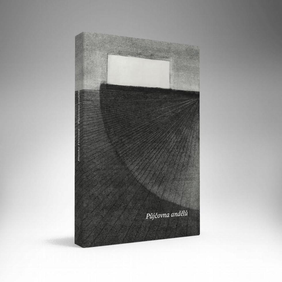 Půjčovna andělů, vizualizace knihy, Andrea Uváčiková