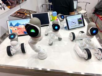 クリックボット展示会