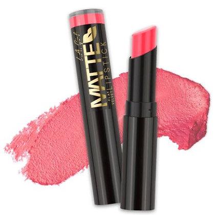 Matte Flat Velvet Lipstick - Blessed