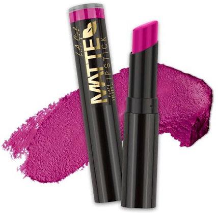 Matte Flat Velvet Lipstick - Manic