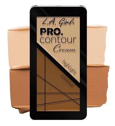 Pro Contour Cream - Fair