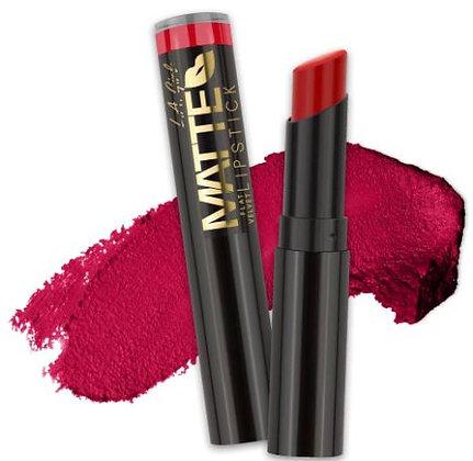Matte Flat Velvet Lipstick - Gossip