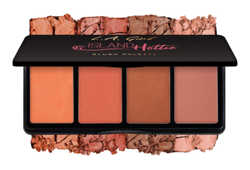 Blush Palette - Island Hottie