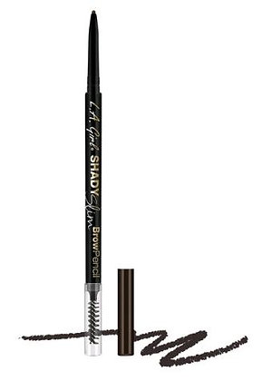 Shady Slim Brow Pencil - Blackest Brown