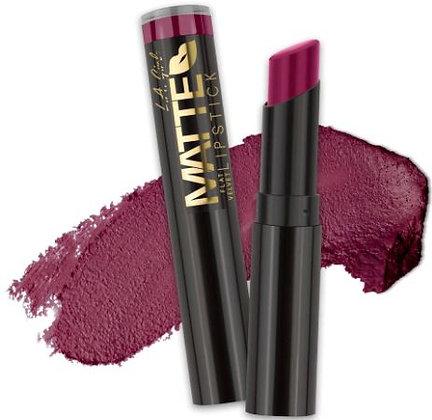 Matte Flat Velvet Lipstick - Va Voom!