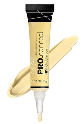 Pro Concealer - Light Yellow Corrector