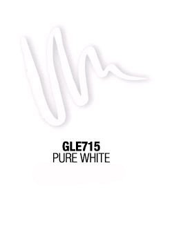 Line Art Matte Eyeliner - Pure White