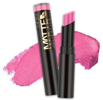 Matte Flat Velvet Lipstick - Love Story