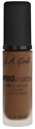 Pro Matte Foundation - Creamy Cocoa