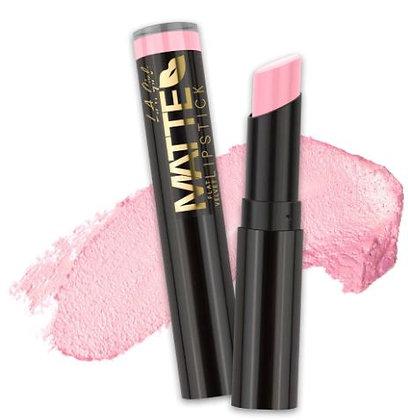 Matte Flat Velvet Lipstick - Carried Away
