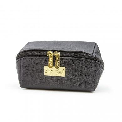 LA Girl Cosmetic Bag Small - Black