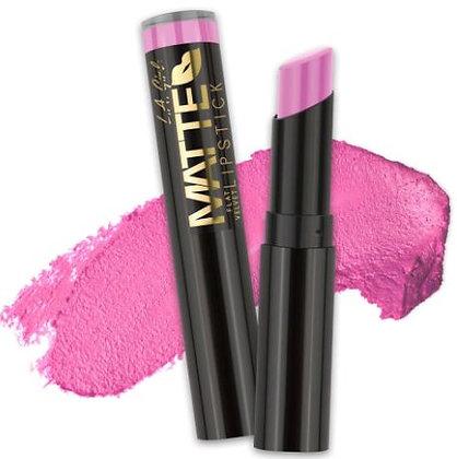 Matte Flat Velvet Lipstick - Dare To Date